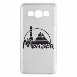 Чехол для Samsung A3 2015 Mordor (Властелин Колец) - FatLine
