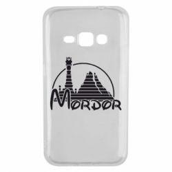 Чехол для Samsung J1 2016 Mordor (Властелин Колец) - FatLine
