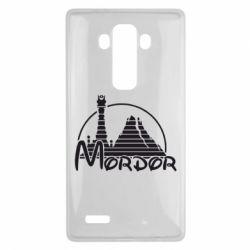 Чехол для LG G4 Mordor (Властелин Колец) - FatLine