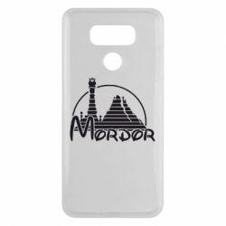 Чехол для LG G6 Mordor (Властелин Колец) - FatLine