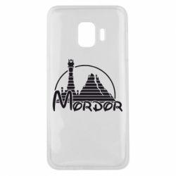 Чехол для Samsung J2 Core Mordor (Властелин Колец) - FatLine