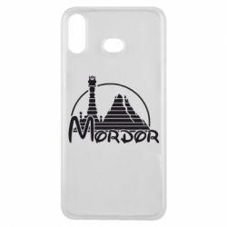 Чехол для Samsung A6s Mordor (Властелин Колец) - FatLine