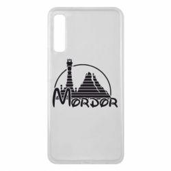 Чехол для Samsung A7 2018 Mordor (Властелин Колец) - FatLine