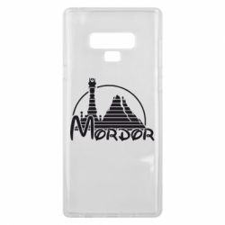 Чехол для Samsung Note 9 Mordor (Властелин Колец) - FatLine