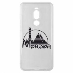 Чехол для Meizu Note 8 Mordor (Властелин Колец) - FatLine