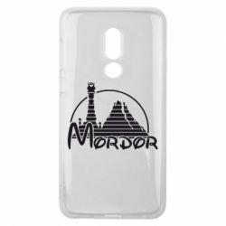 Чехол для Meizu V8 Mordor (Властелин Колец) - FatLine