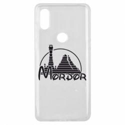 Чехол для Xiaomi Mi Mix 3 Mordor (Властелин Колец) - FatLine