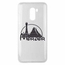 Чехол для Xiaomi Pocophone F1 Mordor (Властелин Колец) - FatLine