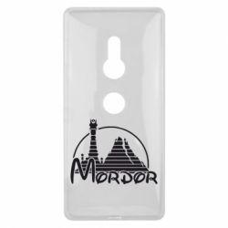 Чехол для Sony Xperia XZ2 Mordor (Властелин Колец) - FatLine