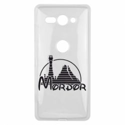 Чехол для Sony Xperia XZ2 Compact Mordor (Властелин Колец) - FatLine