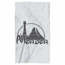 Полотенце Mordor (Властелин Колец) - FatLine