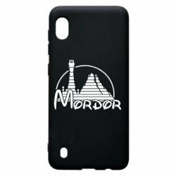 Чехол для Samsung A10 Mordor (Властелин Колец)