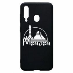 Чехол для Samsung A60 Mordor (Властелин Колец)