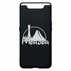 Чехол для Samsung A80 Mordor (Властелин Колец)