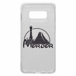 Чехол для Samsung S10e Mordor (Властелин Колец)