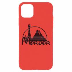 Чехол для iPhone 11 Mordor (Властелин Колец)