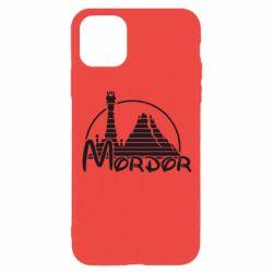 Чехол для iPhone 11 Pro Mordor (Властелин Колец)