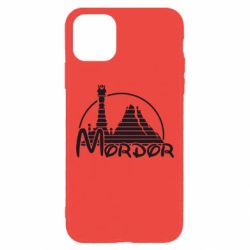 Чехол для iPhone 11 Pro Max Mordor (Властелин Колец)