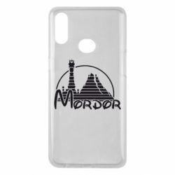 Чехол для Samsung A10s Mordor (Властелин Колец)