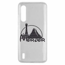 Чехол для Xiaomi Mi9 Lite Mordor (Властелин Колец)