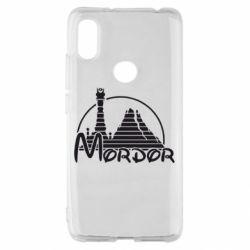 Чехол для Xiaomi Redmi S2 Mordor (Властелин Колец)