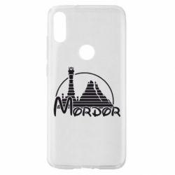 Чехол для Xiaomi Mi Play Mordor (Властелин Колец)