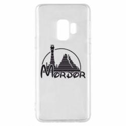 Чехол для Samsung S9 Mordor (Властелин Колец) - FatLine