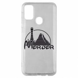 Чехол для Samsung M30s Mordor (Властелин Колец)