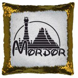 Подушка-хамелеон Mordor (Властелин Колец)