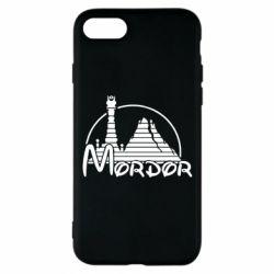 Чехол для iPhone 7 Mordor (Властелин Колец) - FatLine