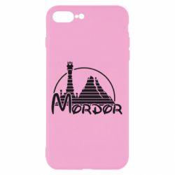 Чехол для iPhone 7 Plus Mordor (Властелин Колец) - FatLine
