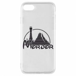 Чехол для iPhone 8 Mordor (Властелин Колец) - FatLine