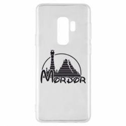 Чехол для Samsung S9+ Mordor (Властелин Колец) - FatLine