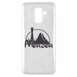 Чехол для Samsung A6+ 2018 Mordor (Властелин Колец) - FatLine