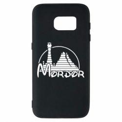 Чехол для Samsung S7 Mordor (Властелин Колец) - FatLine