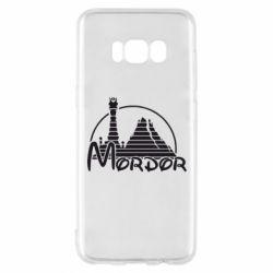 Чехол для Samsung S8 Mordor (Властелин Колец) - FatLine