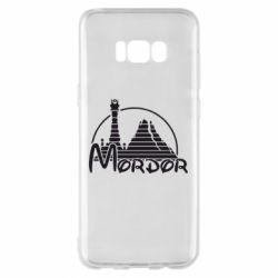 Чехол для Samsung S8+ Mordor (Властелин Колец) - FatLine