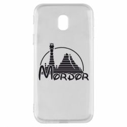 Чехол для Samsung J3 2017 Mordor (Властелин Колец) - FatLine