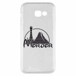 Чехол для Samsung A5 2017 Mordor (Властелин Колец) - FatLine