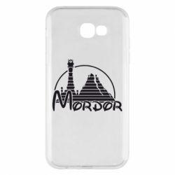 Чехол для Samsung A7 2017 Mordor (Властелин Колец) - FatLine