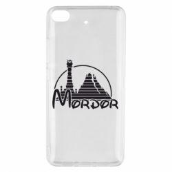 Чехол для Xiaomi Mi 5s Mordor (Властелин Колец) - FatLine