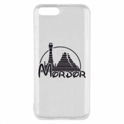 Чехол для Xiaomi Mi6 Mordor (Властелин Колец) - FatLine