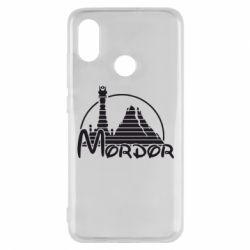 Чехол для Xiaomi Mi8 Mordor (Властелин Колец) - FatLine