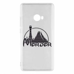 Чехол для Xiaomi Mi Note 2 Mordor (Властелин Колец) - FatLine
