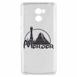 Чехол для Xiaomi Redmi 4 Mordor (Властелин Колец) - FatLine