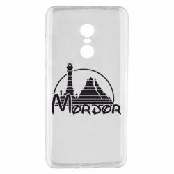Чехол для Xiaomi Redmi Note 4 Mordor (Властелин Колец) - FatLine