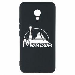 Чехол для Meizu M5 Mordor (Властелин Колец) - FatLine