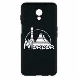 Чехол для Meizu M6s Mordor (Властелин Колец) - FatLine