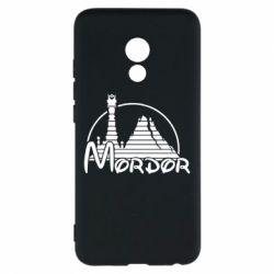 Чехол для Meizu Pro 6 Mordor (Властелин Колец) - FatLine