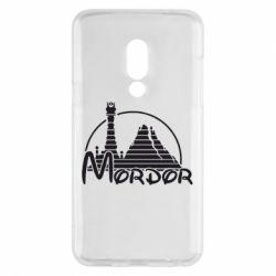 Чехол для Meizu 15 Mordor (Властелин Колец) - FatLine
